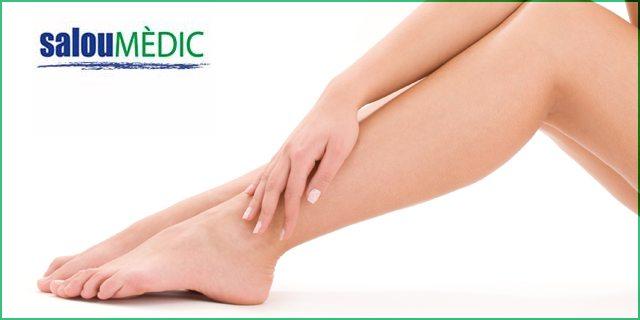 Deformaciones del pie: pies planos, cavos y valgos
