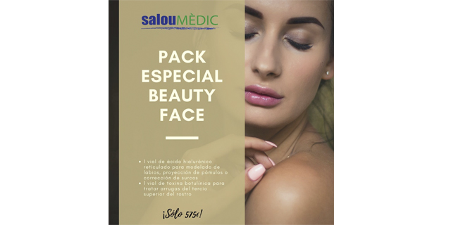 Pack especial Beauty Face